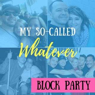NKOTB Block Party #7 - New Kids on the Block Fan Stories from Jenni, Betsy, Jamie, Amanda, and Danyette