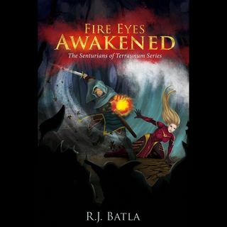 RJ Batla: Fire Eyes Awakened