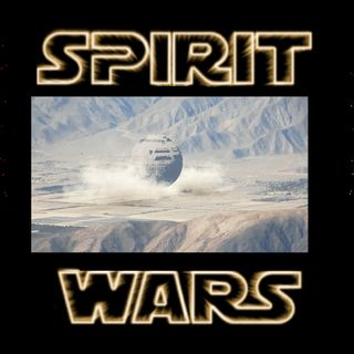 SpiritWars: ISS UFO Flyby and MK-Ultra Exposure