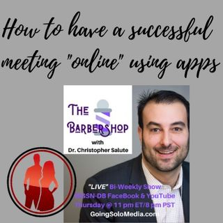 How to have a successful meeting online using apps
