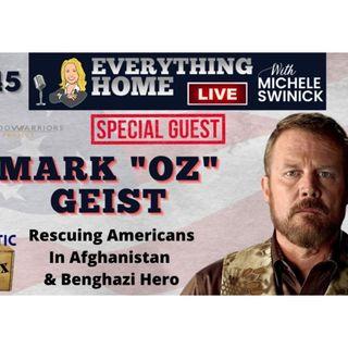 "MARK ""OZ"" GEIST - Benghazi Hero - Afghanistan Isn't A Failure...It's Their Plan"
