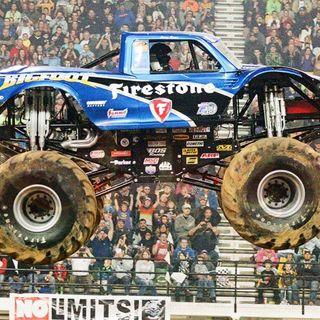 Mike Miller / Bigfoot Monster Truck @ No Limits Monster Truck & BBOW Pro Wrestling