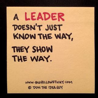 Leadership Shows : BYS 182