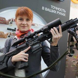 RUSSIA | S02 02 - Maria Butina: Russian in the NRA