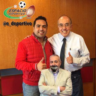 Comenzando Semana, Pepe, Alex y el Rudo de cuerpo ausente, Espacio Deportivo de la Tarde 25 de Febrero 2019