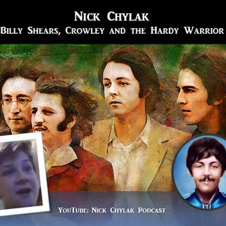 Sage of Quay™ - Nick Chylak - Billy Shears, Crowley and the Hardy Warrior
