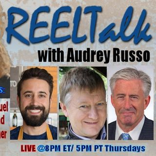 REELTalk: Chef Andrew Gruel of Slapfish, Dr. Peter Hammond direct from South Africa and legal analyst Christopher Horner