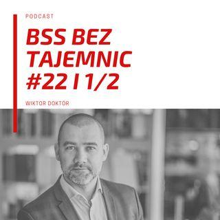 #22 i pół czyli podcast spontaniczny, który szybko traci na aktualności