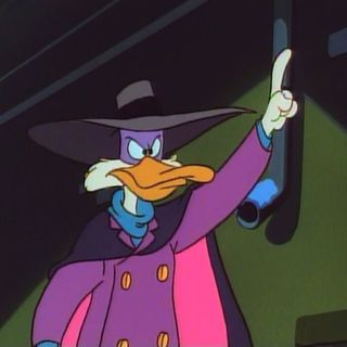Hero Heads Podcast - Darkwing Duck
