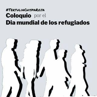 Descripción de Tertulia Nº1 - Dia Mundial de los Refugiados