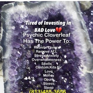 Episode 1 - Scammed By Psychic-Call Now(813)854-3656