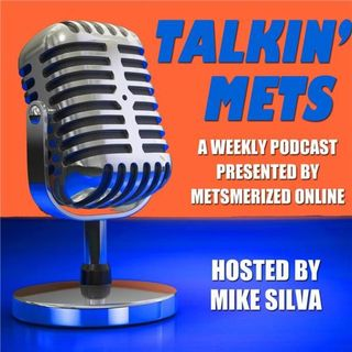 Talkin Mets: Pitchers, Catchers, and America's Most Beloved Sports Writer