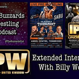 42: IPW UK Interview (with IPW Owner Billy Wood)