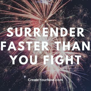 2368 Surrender Faster than You Fight