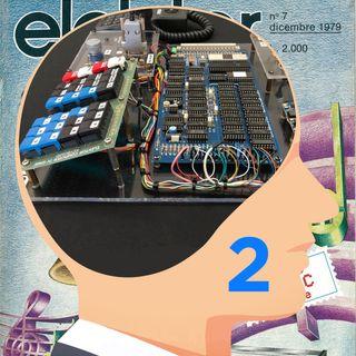 SP62 Elektor computer TV Game - Parte 2 - Circuiti Stampati