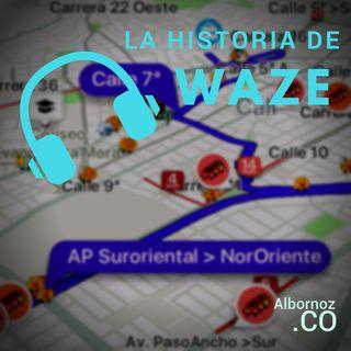 S1E07 - La historia de Waze