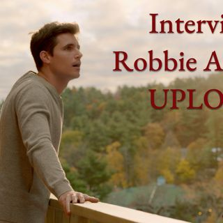 Interview: Robbie Amell talks about life and afterlife in 'Upload'