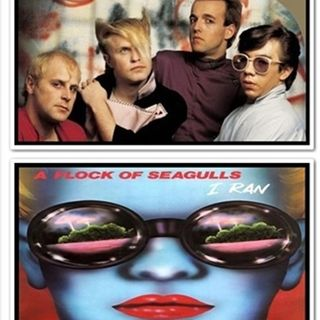 INTERVIEW WITH MIKE SCORE OF A FLOCK OF SEAGULLS ON DECADES WITH JOE E KRAMER