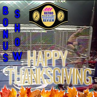 THANKSGIVING BONUS: Konnan vs. Perro Aguayo - When Worlds Collide 1994