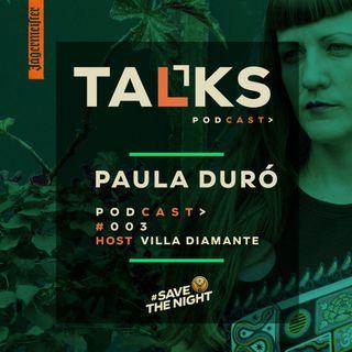 Paula Duró x Villa Diamante