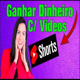 Ganhar Ganhar Dinheiro com Youtube Shorts Sem Gravar Videos
