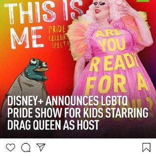 LGBTQ AND DISNEY+