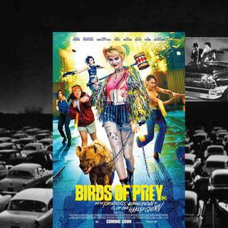 Episode 3 - Birds Of Prey And The Fantabulous Emancipation Of One Harley Quinn
