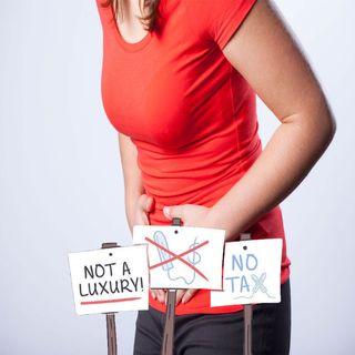 Il congedo mestruale e la tampon tax in italia