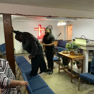 Episode 141 - God's Day with Lady Aunqunic Collins -  Sunday Morning Worship on 10.11.2020 - Part 1
