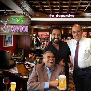 Haciendo BAR OFFICE en Espacio Deportivo de la Tarde 27 de Mayo
