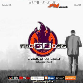 proGDosis 220 - 20feb2021 - Thy Station