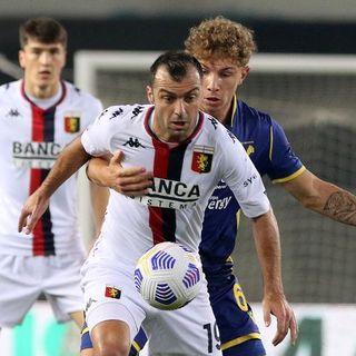 Serie A: pari tra Verona e Genoa. Juric e Maran soddisfatti da una buona partenza