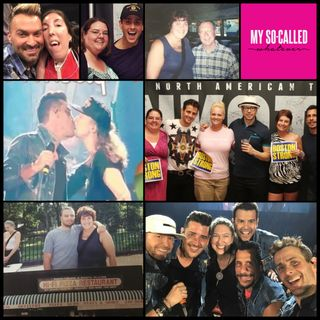 NKOTB Block Party #32 - New Kids on the Block Fan Stories from Drew, Shannon, Meg, Diane, and Lindsay & Billy