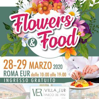 Flowers&Food 2020
