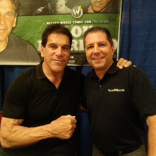 Lou Ferrigno - The Incredible Hulk