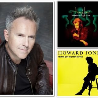 "INTERVIEW WITH HOWARD JONES ON ""DECADES WITH JOE E KRAMER"""