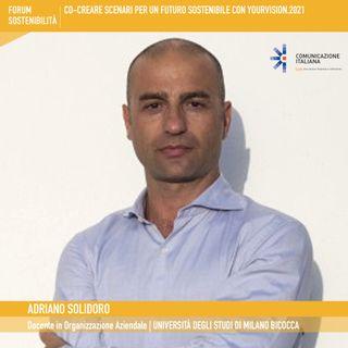 Forum Sostenibilità 2021, 1°giornata | Presentazione YourVision.2021 | Co-creare scenari per un futuro sostenibile con YourVision.2021
