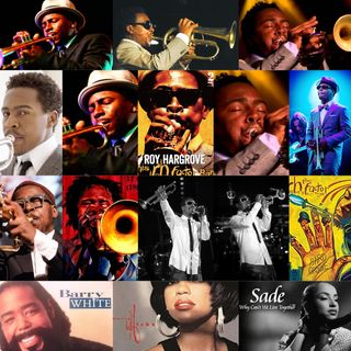 The Smooth Jazzin' Mix (feat. Roy Hargrove)