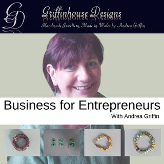 Business for entrepreneurs with Andrea Griffin