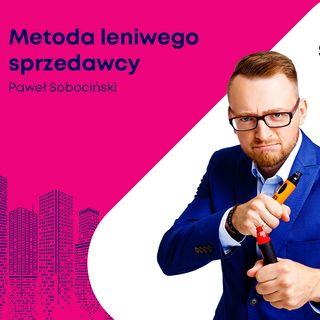 1: Metoda leniwego sprzedawcy - Paweł Sobociński