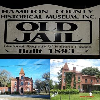 Ep. 380 - Old Hamilton County Jail