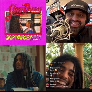 Skip Marley Joins DjPupDawg Weekend Top30 05-02-2020