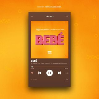 Dj Habias feat. Dj Vado Poster & As Bebes, Leo Hummer - Bebé (Afro House)