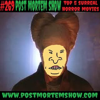 e269 - Vlad Butthead (Top 5 Surreal Horror Movies)