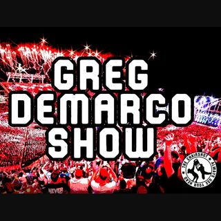 Greg DeMarco Show: CFL star Chris Ackie