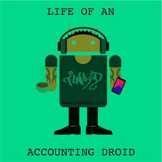 Life of an Accounting Droid Episode 84 Brand