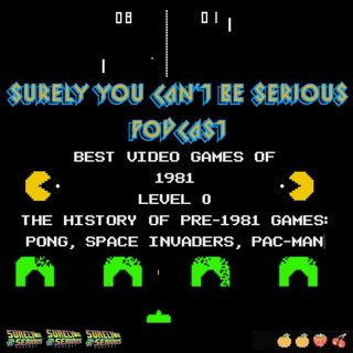 History of the Games of 1981