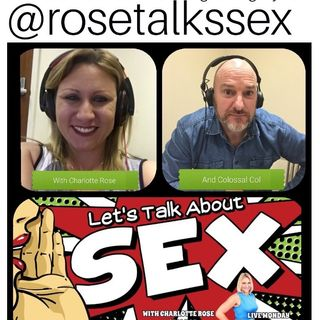 Rose Talks Sex - Special guest April Paisley