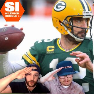 HU #707: Insider Offers Broncos a Tip on Landing Aaron Rodgers