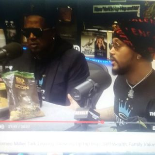 Master P And Romeo On The Breakfast Club Discussing Angela Simmons, Quitting Growing Up Hip-hop, JoJo Simmons, And More!!!!!